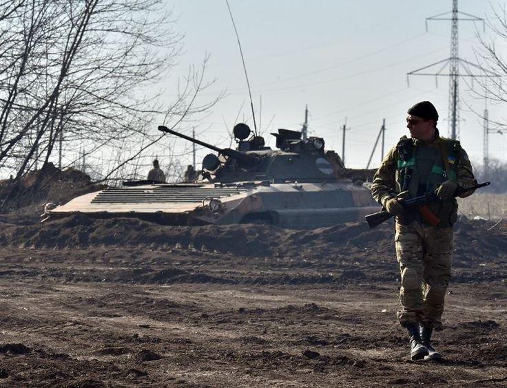 """Los soldados rusos, el enemigo """"invisible"""" en el campo de batalla en Ucrania"""