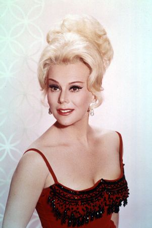 Eva Gabor, I loved her voice in the rescuers, and she was a great actress in green acres!