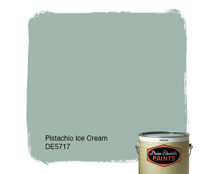 Dunn Edwards Paints Paint Color Pistachio Ice Cream