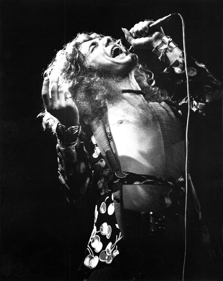 Robert Plant - On stage Happy birthday, Robert Plant... Born Robert Anthony Plant, CBE (Commander of the Most Excellent Order of the British Empire), on August 20 1948 in West Bromwich, Staffordshire, England, Robert Plant is a vocalist, songwriter and...