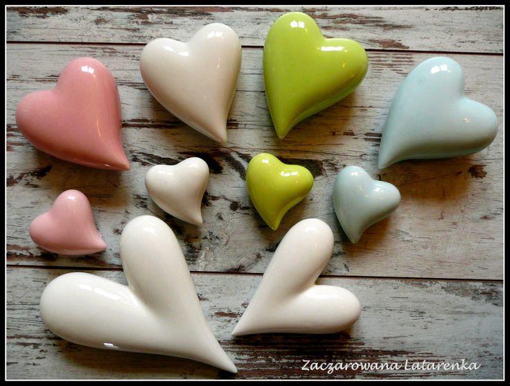serca wszystkie
