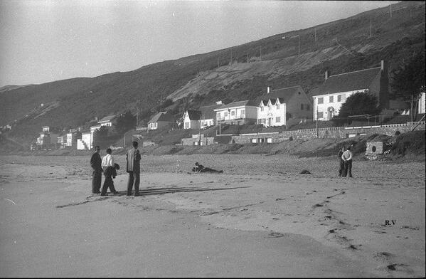 Reñaca ,Chile 1950