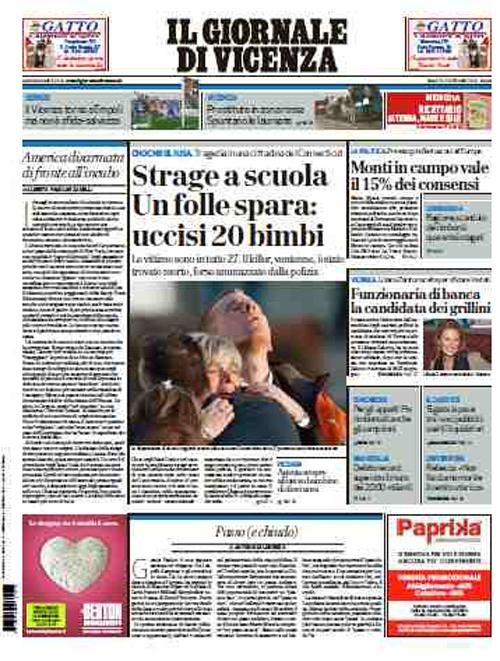 IN-OUTLET su Il Giornale di Vicenza