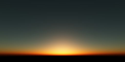 wwwtyro/glsl-atmosphere: Renders sky colors with Rayleigh and Mie scattering.