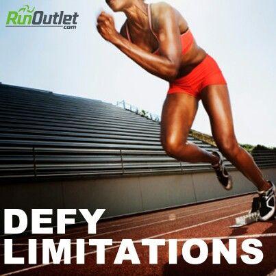 Defying limitations! I am definitely HARDCORE!