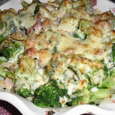 Besamelben sült brokkoli Recept képpel - Mindmegette.hu - Receptek