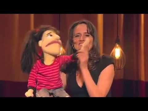 Nina Conti - Little Nina - YouTube
