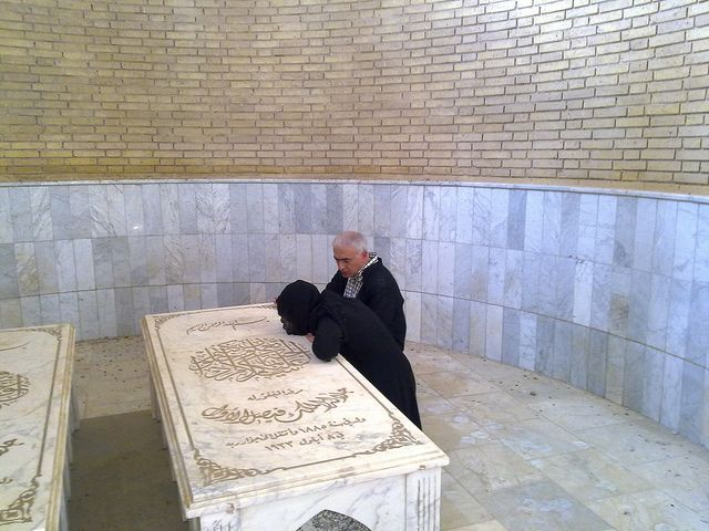 Tomb of King Faisal, King of Syria & Iraq