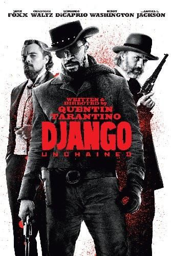 Django Unchained Movie Poster Puzzle Fun-Size 120 pcs in ...