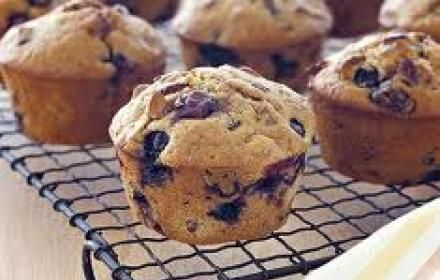 Freshly baked muffins from http://saffrononcreek.com.au.  Saffron Catering provides free delivery within Brisbane CBD.    #brisbanecatering
