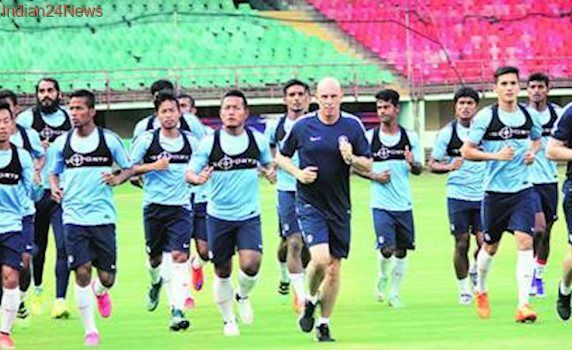 India get easy draw for 2019 AFC Asian Cup Qualifiers