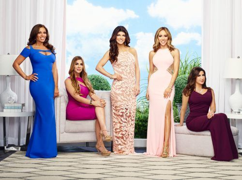 Real Housewives of New Jersey 2016 Spoilers: Old Friends, New Faces (Video) | Gossip & Gab
