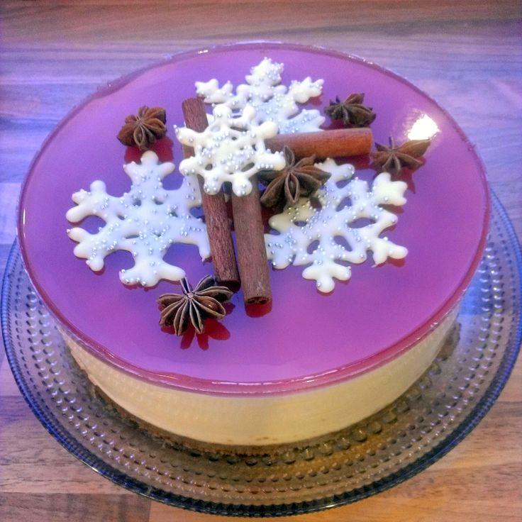 Christmas Glogg Cake