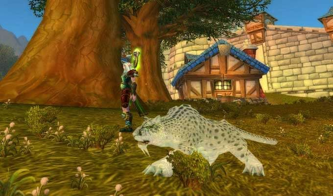 Worldofwarcraft Wowgold Wowmounts Wowleveling Buy Ghost Saber Ghost Saber For Sale Raiditem With Images