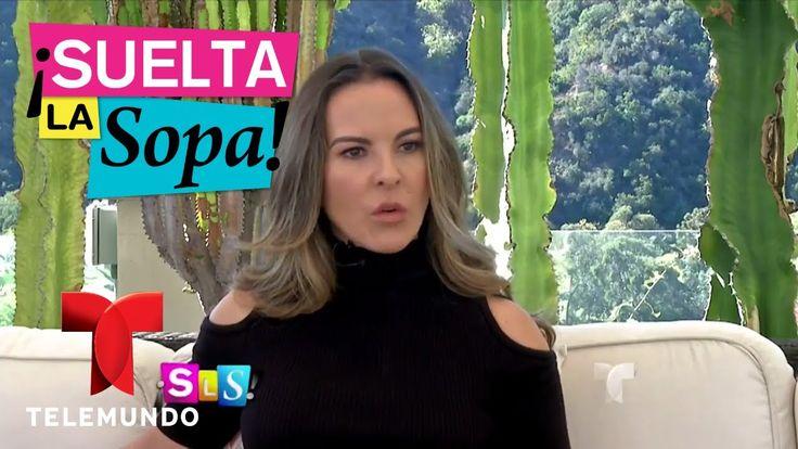 Kate del Castillo se confesó ante su hermana Verónica en una entrevista ...