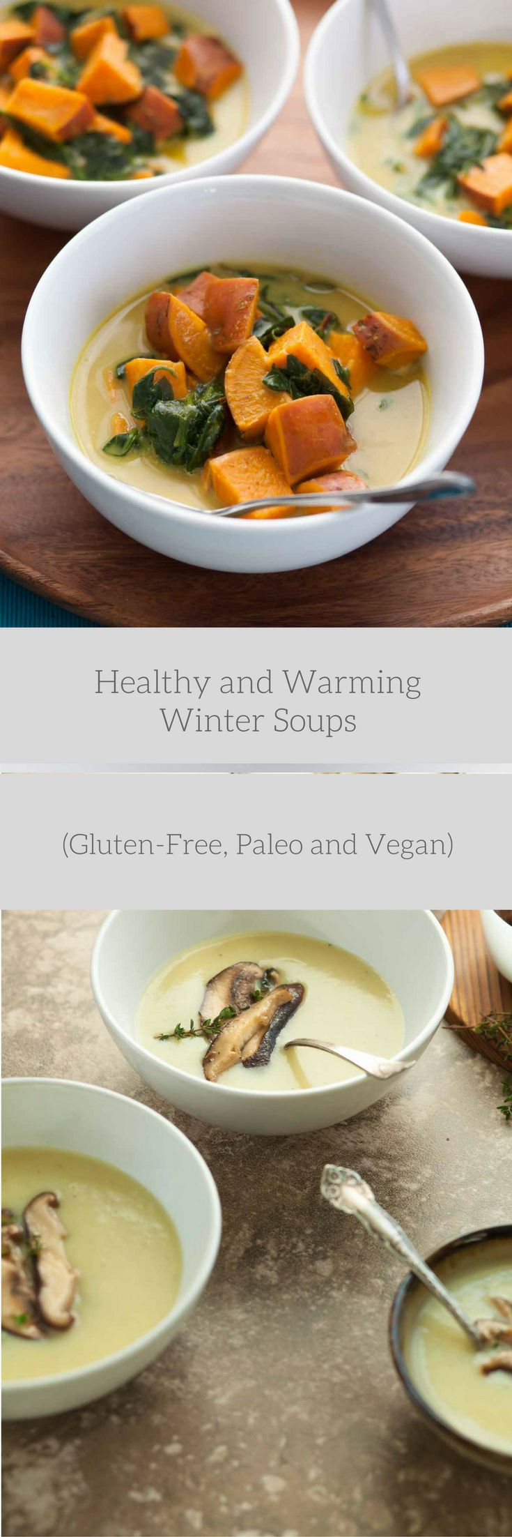 Warm up this winter with these vegetable-filled soups. As the holidays come to a close and winter begins, I find myself turning to soup. There's nothing quite as satisfying as a piping hot bowl of …