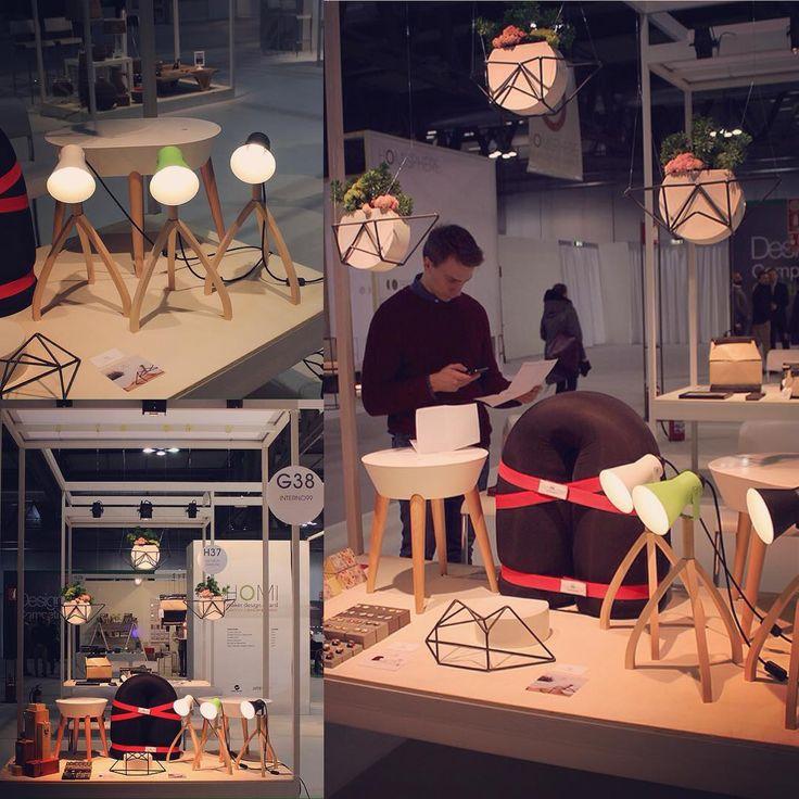 Interno99 to HOMI! Rho Fiera Milano, hall 10 stand G38 #interno99 #milano #rhofieramilano #homi #coffeetable #novitàcasa #lifestyle #home #coffeetable #design #pot #hanger #jewels #sedutona