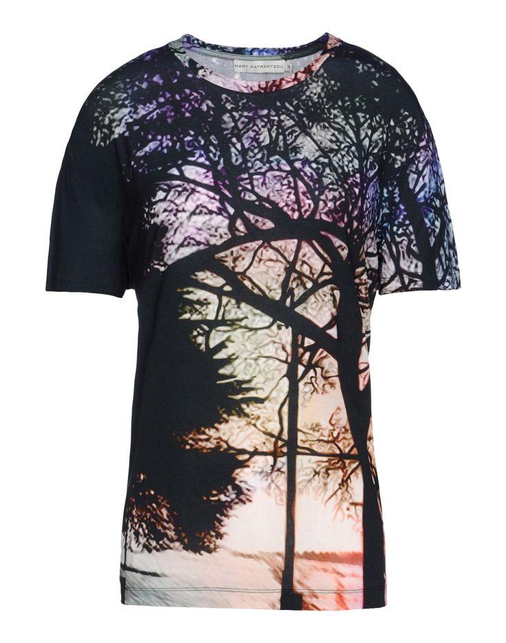 Print T-shirt by MARY KATRANTZOU.