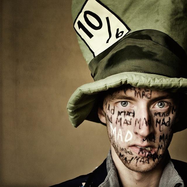 We've All Gone Mad by Joel Robison, via Flickr