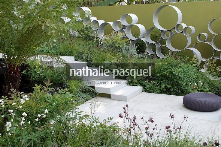 1000 ideas sobre jardin contemporain en pinterest jardin paysager jardin massif y paisajismo - Sculptuur jardin contemporain ...