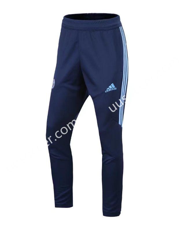 2017-18 New York City FC Blue Thailand Soccer Pants