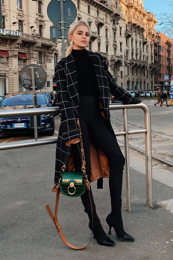 Trendy Now: a bolsa croco vai invadir os looks das estações mais frias