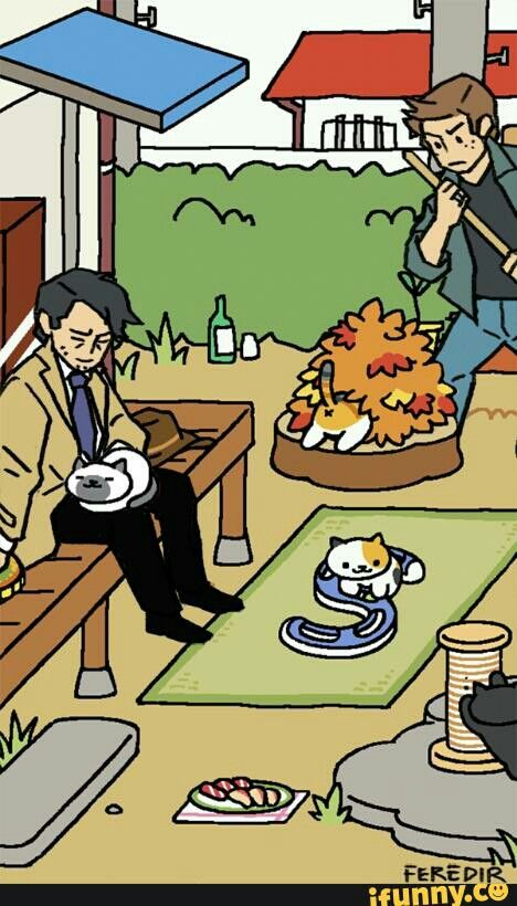 how to get sassy fran neko atsume