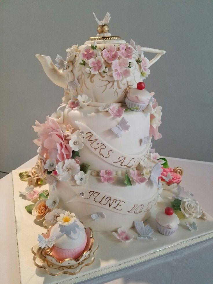 431 Best My Cakes Images On Pinterest 16th Birthday