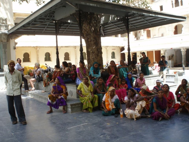 Indian people @ Udaipur