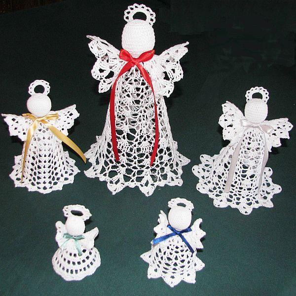 Free Crochet Pattern Of Christmas Tree