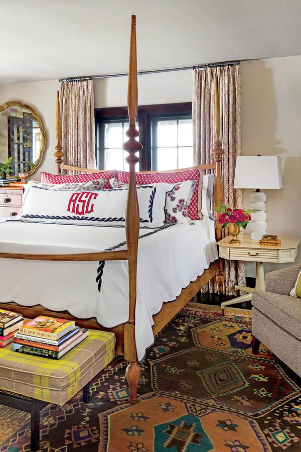 13 Achievable Ideas Inspired by a 1926 Tudor: The Master Bedroom