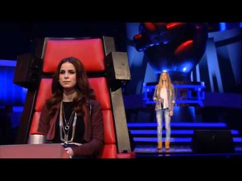 Laura - I will Always Love You | The Voice Kids 2013 | Blind Audition - YouTube