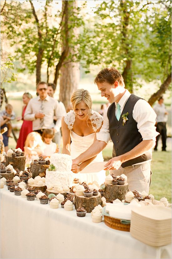 79 Best Images About Rustic Wedding Cupcakes On Pinterest