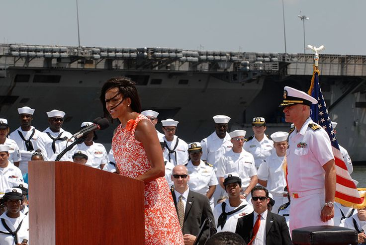 """Michelle """"healthy"""" agenda may soon attack United States Navy. Navy Secretary Ray Mabus announced that at some point in the near future, fried chicken, french fries and other fried foods often served to hungry, calorie-burning sailors busy defending our country will be permanently banned from Navy menus. Sailors aren't happy about it, either. They used […]"""