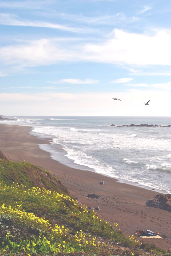 Day Trip: Cambria, CA in San Louis Obispo... stirring up CA wanderlust so bad