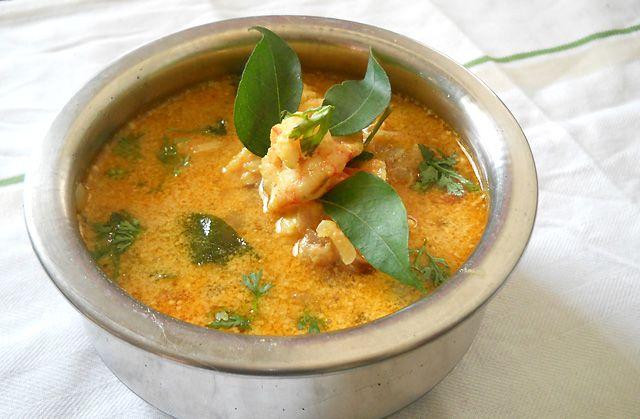 That goan prawn curry i once made
