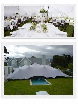 Resource Events has it all for you! more at www.resourceevents.co.za
