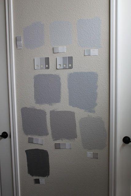 19 best Paint colors images on Pinterest Wall colors Gray paint