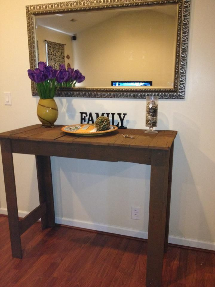 13 best cinder blocks images on pinterest cinder blocks diy pizza oven and outdoor ideas - Entrance table with storage ...