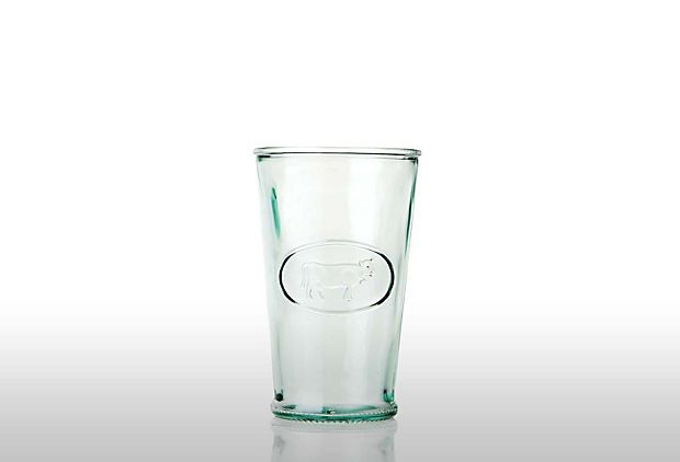 Recycled Glass tumblers. ode to Vermont: Recycled Glasses, Glasses 2200, Global Amici, Milk Bottle, Recycled Milk, Kitchens Cupboards, Milk Glasses, S 8 Recycled, Kitchens Cabinets