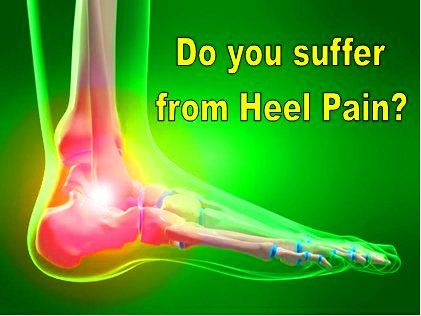 Calcaneal spur Heel pain Homeopathic Treatment