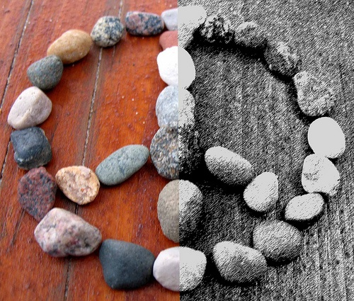 4 powerful tips to reduce stress & be happier ;): Hippie Heart, Peace Signs, Inspiration Thoughts, Inner Peace, Peace Rocks, Resentment Thoughts, World Peace, Finding Peace, Rocks Art