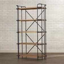 """Brookshire 66.75"""" Accent Shelves"""