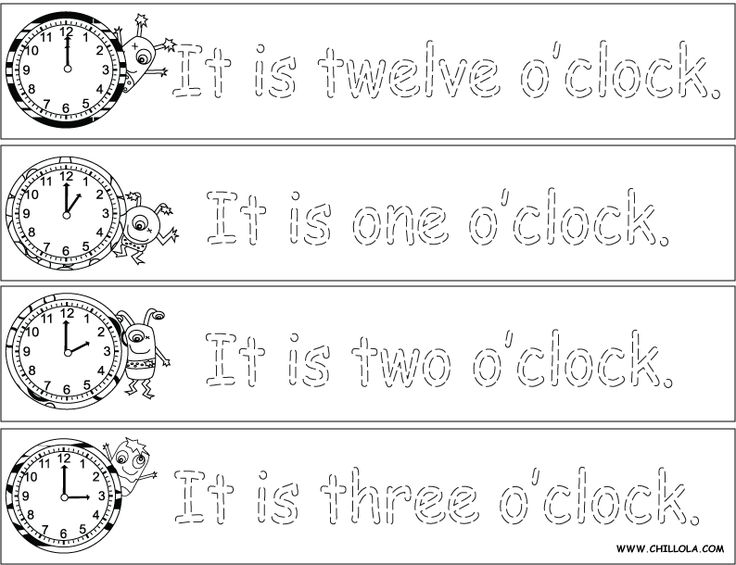 free english printouts for children worksheet time time in french available in spanish. Black Bedroom Furniture Sets. Home Design Ideas