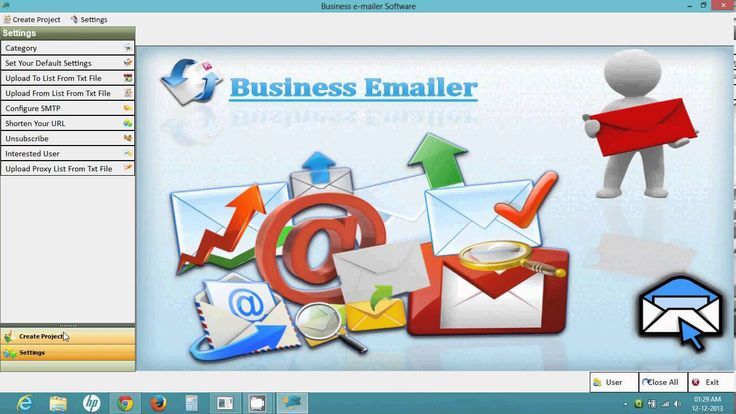 How Does Business Emailer Software Works ?