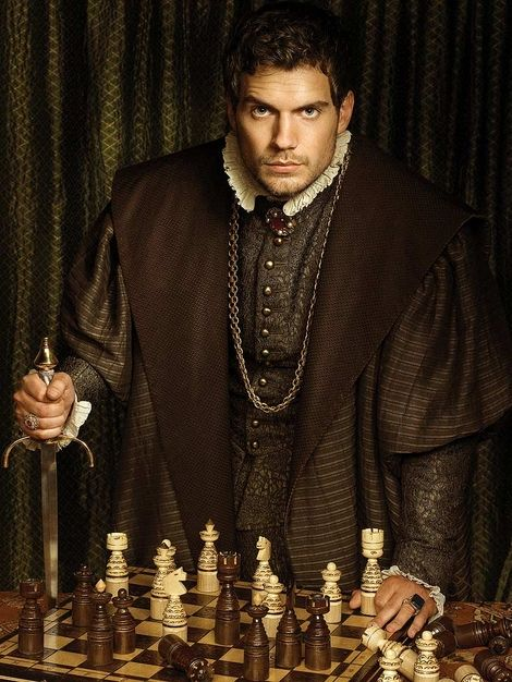 The Tudors | Henry Cavill as Charles Brandon