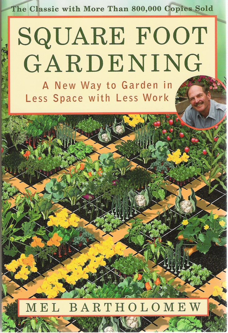 Square foot gardening book - Square Foot Gardening Book