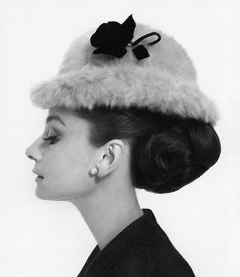 """""""I never think of myself as an icon. What is in other people's minds is not in my mind. I just do my thing"""" - Audrey Hepburn"""