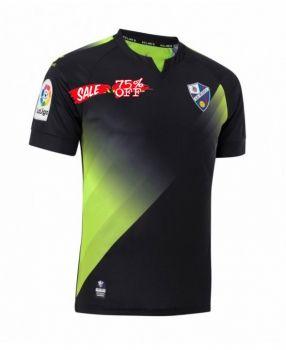 2018-19 Cheap Jersey SD Huesca 3rd Replica Green Shirt  CFC799 ... f7046c4058961