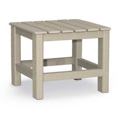 Foot Stool   Comfortable Height Works With Dining Chairs Doubles As A Side  Table Slat Top